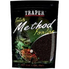 Прикормка Traper Method Feeder Pellet 2мм/500г (в ассортименте)